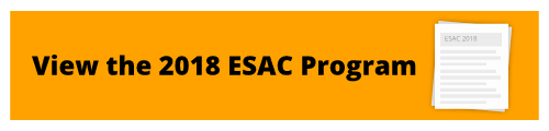 View the 2018 ESAC Program